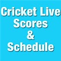 Cricket Live Score & Schedule icon