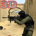 Counter Terrorist 3D icon
