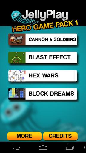 Jellyplay Hero Pack Vol. 1