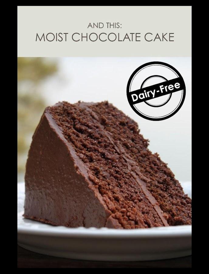 Dairy Free Dessert Recipes - screenshot