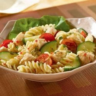 Cool Chicken 'n' Pasta Salad.