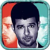 Robin Thicke Ultimate Fan App