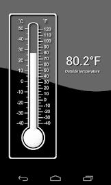 Thermometer (+StatusBar +Wear) Screenshot 5