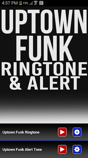 Uptown Funk Ringtone and Alert