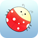 Brain Trainer with Ladybug icon