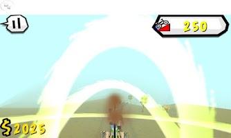 Screenshot of Megabike