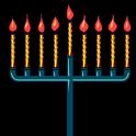 Menorah - Chanukah - חנוכה icon