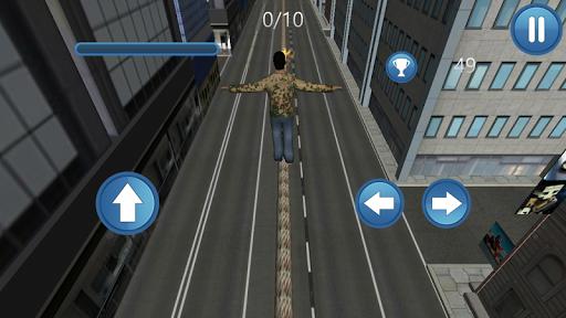 走绳索的人3D