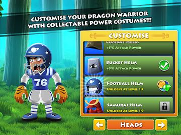 Dragon Finga Screenshot 2