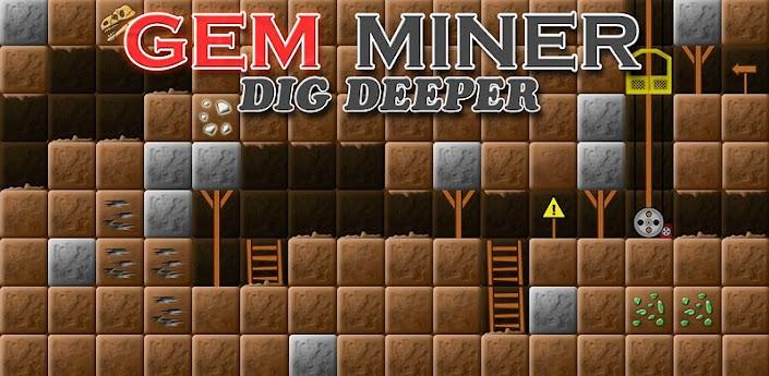 Gem Miner: Dig Deeper v1.3.3