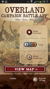 Overland Campaign Battle App - screenshot thumbnail