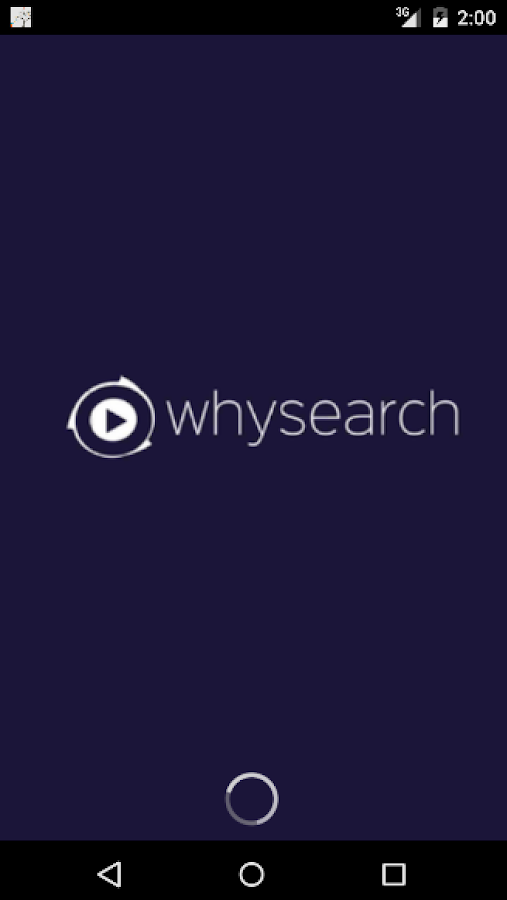 WhySearch- screenshot
