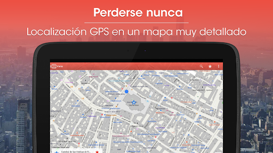 City Maps 2GoPro Mapa Offline - screenshot thumbnail