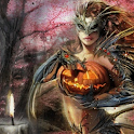 Halloween Fairy Live Wallpaper