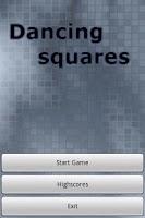 Screenshot of Dancing squares