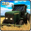 Farm Tractor Driver- Simulator icon