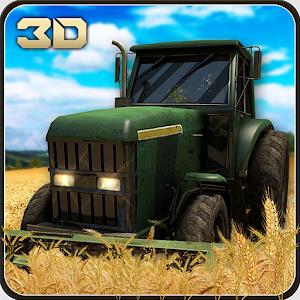 Farm Tractor Driver- Simulator for PC and MAC