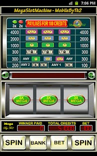 Mega Slot Machine Screenshot 7