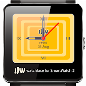 JJW Retro Watchface 1 for SW2