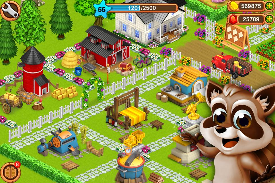 HAYRIDE - screenshot