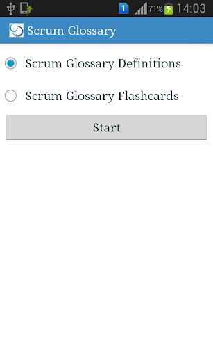 Glossary of Scrum Terms