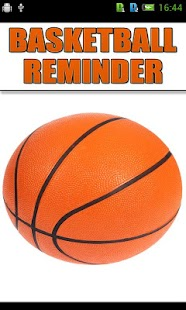 Basketball Reminder Pro-Sport- screenshot thumbnail