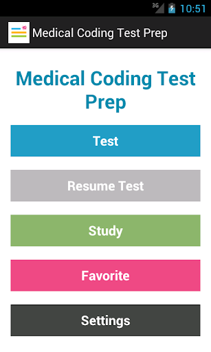 Medical Coding Test Prep