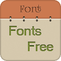 Free Fonts 6 icon