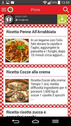 Ricette Italiane della Mamma