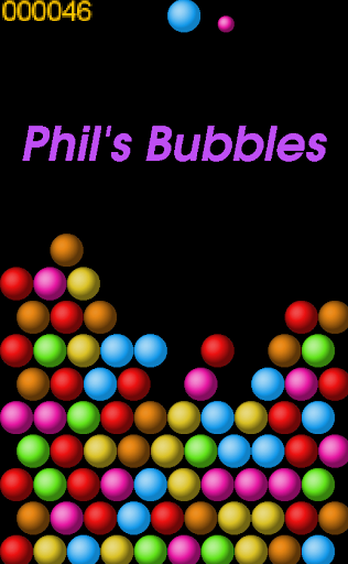 Phil's Bubbles