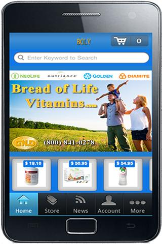 Bread of Life Vitamins