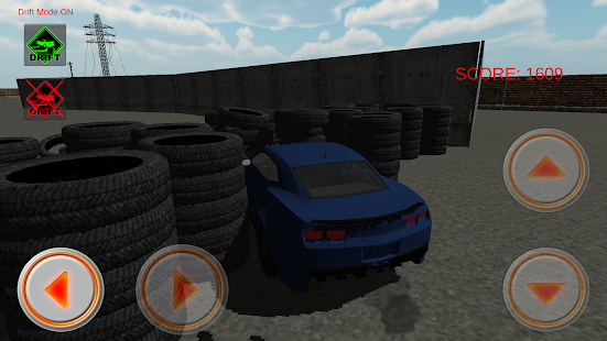 Extreme Rally Car Drift 3D - screenshot thumbnail
