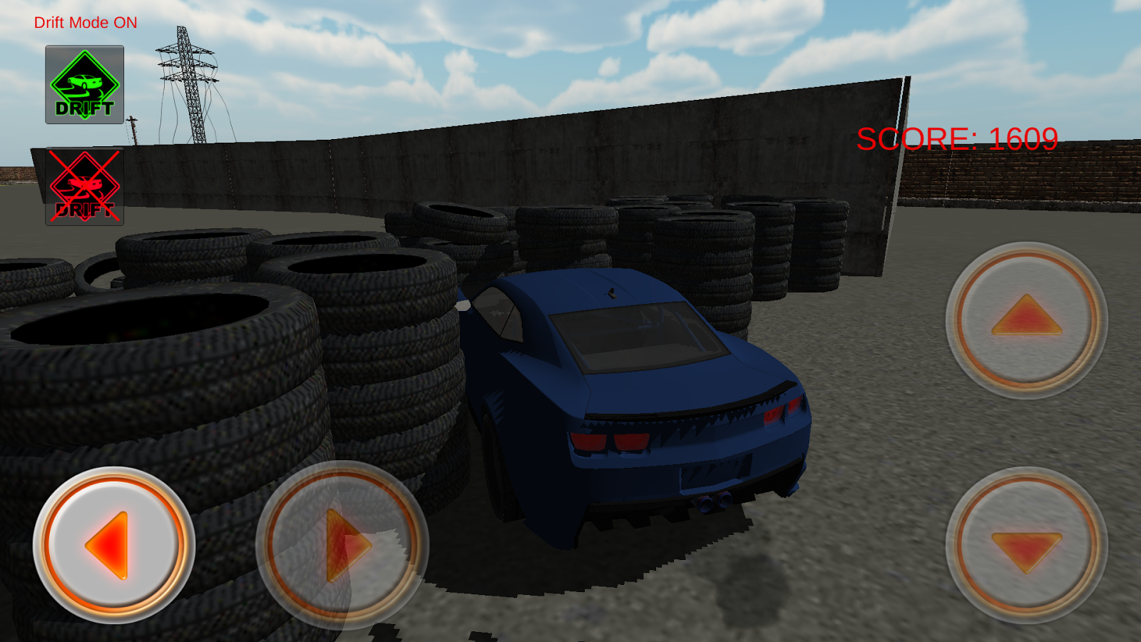 Extreme Rally Car Drift 3D- screenshot