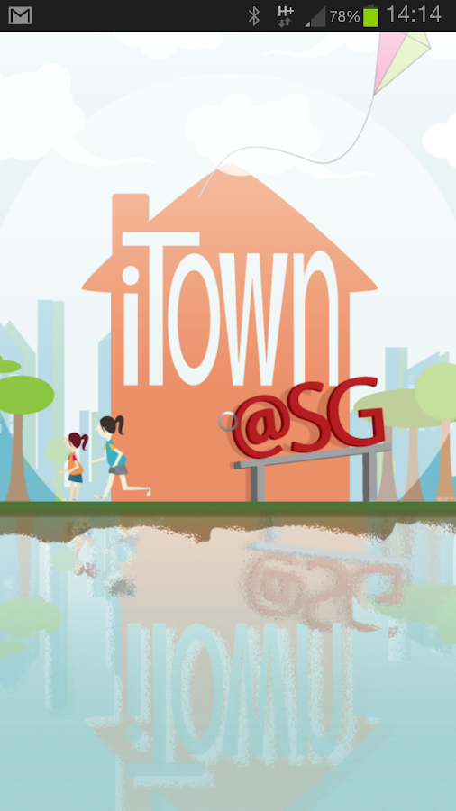 iTown@SG- screenshot