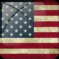 USAflag Theme GO Launcher EX 1.0