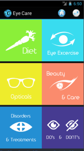 Eye Care- screenshot