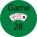 28 Card Game icon