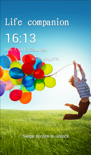 Galaxy S IV Locker