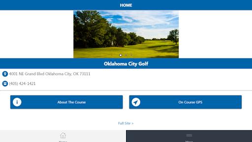 Oklahoma City Golf