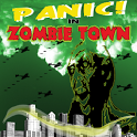 Panic in Zombie Town icon