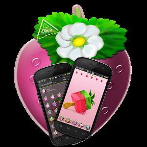 Strawberry cake Go Launcher EX 個人化 App LOGO-APP試玩
