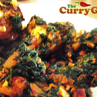 Indian Spinach Vegetarian Recipes.