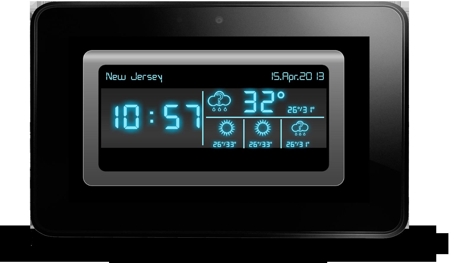 Reloj Digital Aplicaciones De Android En Google Play
