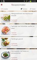 Screenshot of Receptenmaker