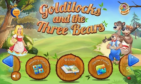 Goldilocks & Three Bears Book Screenshot 11