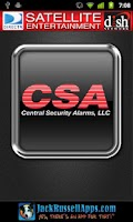 Screenshot of CSA