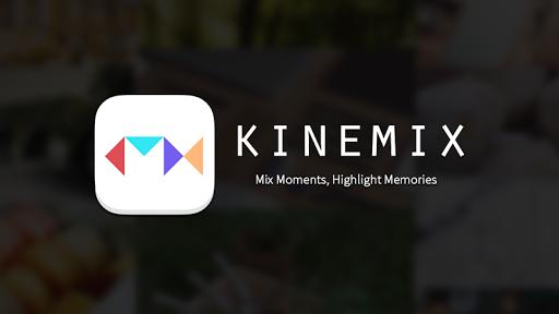 KineMix:Video Highlight Editor