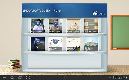 FTD Língua Portuguesa 1º