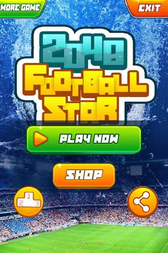 2048 football star