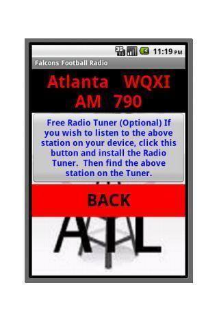 【免費運動App】Atlanta Football Radio-APP點子